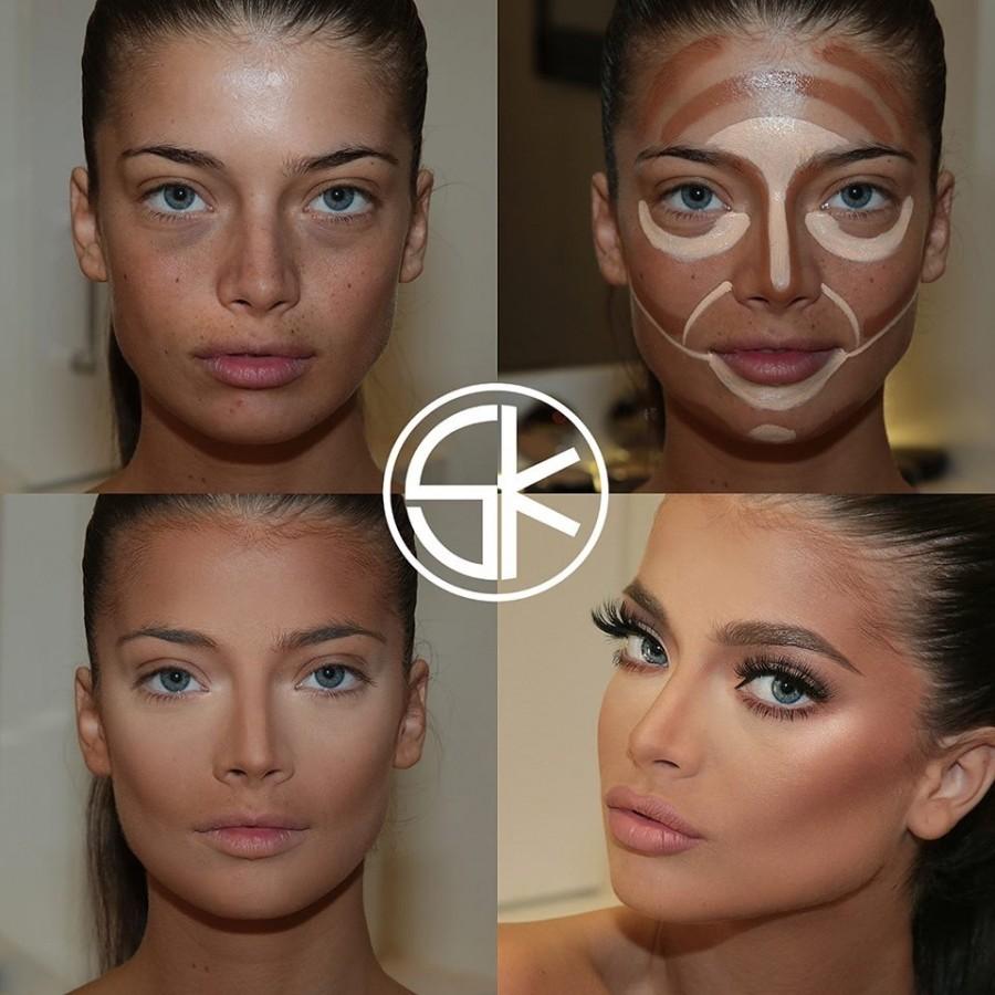 Как в домашних условиях сделать основу под макияж